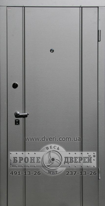 металлическая дверь со стеклом подольск
