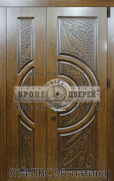 Дубовые входные двери — купить в Москве по ценам от
