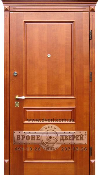 Дверь двустворчатая дубовая (массив)Общие размеры :2017 х